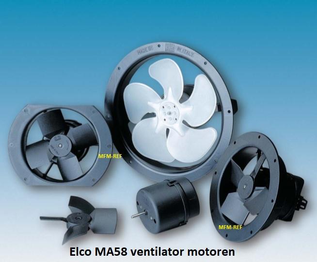 MA58 Elco motoren