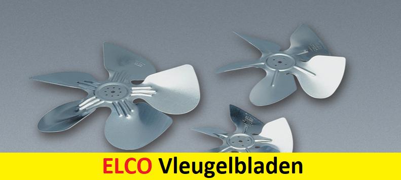 Elco aluminium vleugelbladen